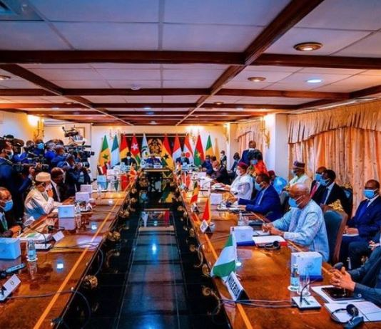 ECOWAS has urged Mali military to immediately install a civilian government