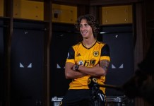 Fabio Silva has joined Wolves for a record fee from FC Porto
