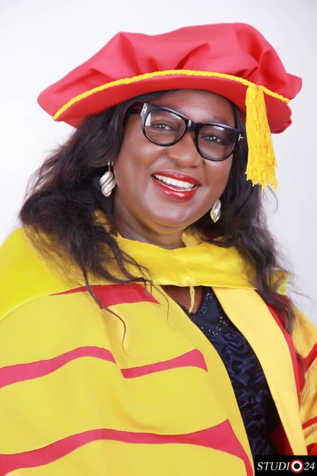 Prof Florence Banku-Obi is UNICAL's first female VC