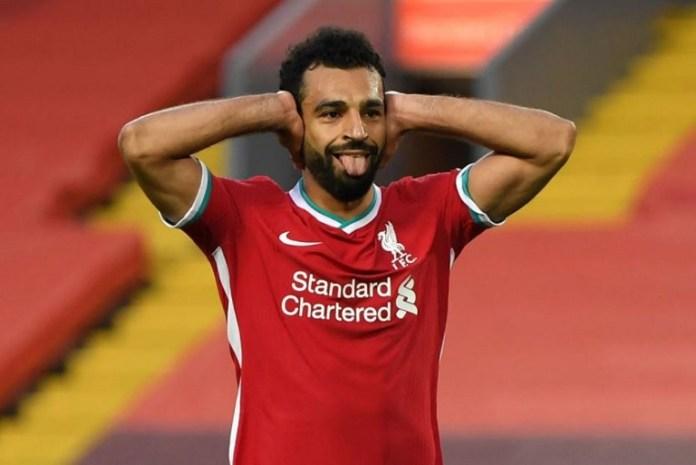 Mohamed Salah is Ronald Koeman's top target at Barcelona