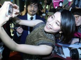 Yuko Takeuchi had taken the lead role in many TV series and films, including Miss Sherlock