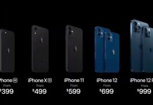 Apple's iPhone 12 Mini starts at $699