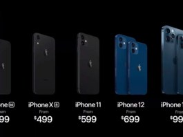 Apple's iPhone 12 Mini starts at $699
