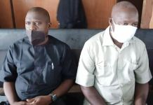 Benue State House of Assembly officers Clifford Tyover Attle and Ifa Celestine Mbakaa arraigned for fraud