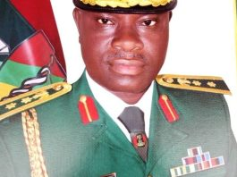 Reports say Colonel S.B Onifade was killed after ransom was paid for him