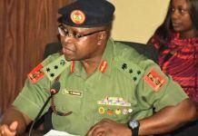 NYSC Director-General, Brigadier General Shuaibu Ibrahim