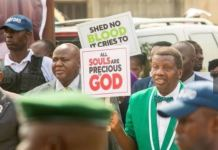 Pastor Adeboye will lead a prayer protest on Friday as he calls for an end to police brutality rccg
