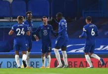 Chelsea came back from a goal down to beat Sheffield United 4-1