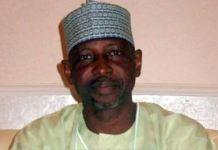 Former Zamfara governor, Mahmoud Aliyu Shinkafi
