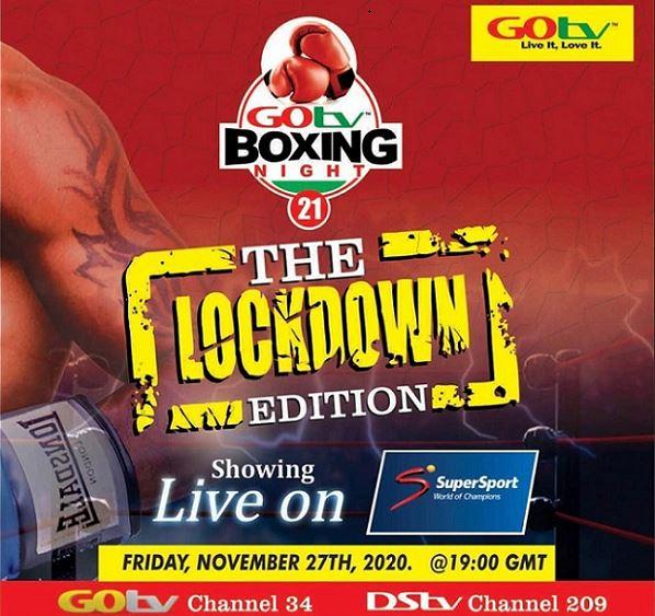 GOtv Boxing Night 21