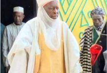 Alhaji Musa Saleh, father of former Kano state governor, Rabiu Kwankwaso