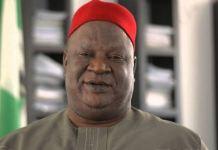 Anyim Pius Anyim says Governor Umahi expected him to join APC