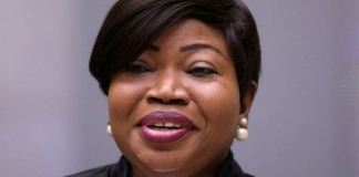 ICC prosecutor Fatou Bensouda says Nigerian authorities did not pursue their own prosecutions