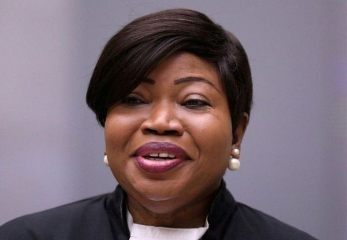 ICC prosecutor Fatou Bensouda says Nigerian authorities did not pursue their own prosecutions