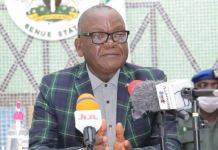 Governor Samuel Ortom of Benue State has kicked against lifting rice importation ban