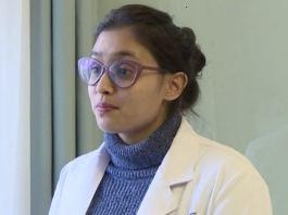 Mauritian female doctor, Sumayyah Hosany COVID-19