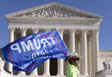 Supreme Court has rejected Trump's lawsuit filed by the state of Texas to overturn the election