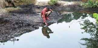 Effects of Shell's activities in Nigeria's waterways