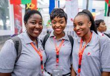 Female entrepreneurs empowered by the Tony Elumelu Foundation