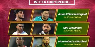 GOtv air FA Cup, La Liga and Serie A matches1