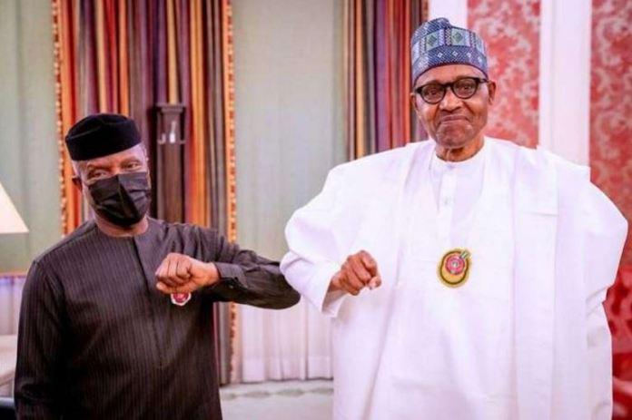 Vice President Yemi Osinbajo and President Muhammadu Buhari to take COVID-19 vaccine