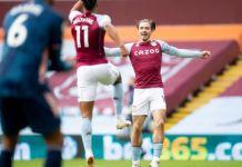 Ollie Watkins first half strike was enough to fire Aston Villa past Arsenal