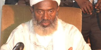 Sheikh Ahmad Gumi says the bandits he spoke with are not responsible for the abduction of Jangebe schoolgirls
