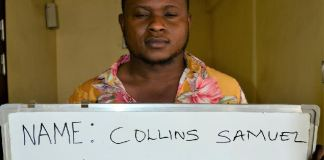 Collins Samuel jailed for US COVID-19 grant fraud