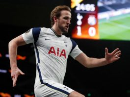 Harry Kane has been linked with away from Tottenham this season
