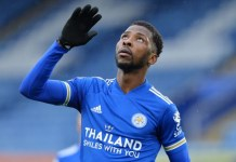 Kelechi Iheanacho grabbed a hat-trick as Leicester City crushed Sheffield United 5-0