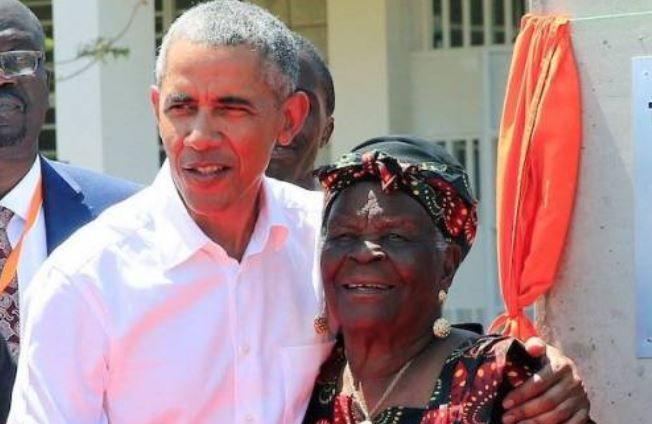 Obama loses his grandmother at 99
