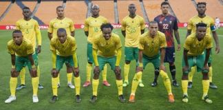 South Africa lose to Sudan