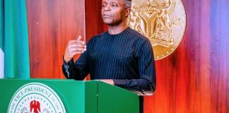 Osinbajo urges Muslims to rededicate themselves to godly virtues during Ramadan