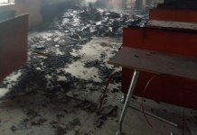 Federal High Court, Abakaliki set ablaze by gunmen