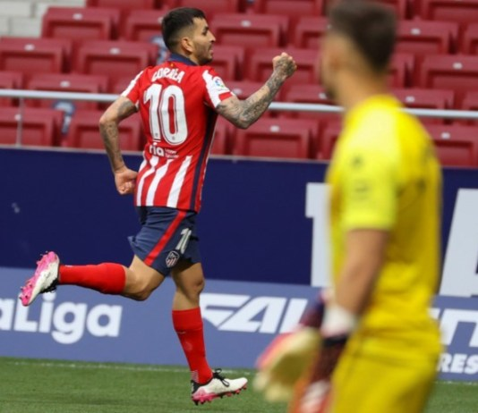 Atletico return to top of La Liga with win over Huesca