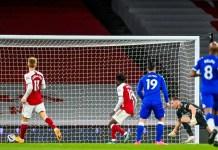 Bernd Leno hands everton win over Arsenal