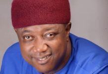 Chukwuma Frank Ibezim sworn-in as senator representing Imo North