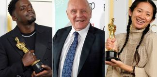 Daniel Kaluuya, Sir Anthony Hopkins and Chloe Zhao all triumphed at the awards
