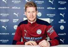 Kevin De Bruyne extends contract with Man City until 2025 2