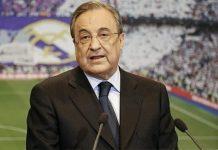 European Super League on 'standby' - Florentino Perez