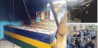 Gunmen attack police Headquarters in Abia and Anambra states