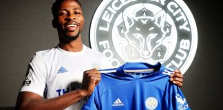 Iheanacho signs new Leicester deal until 2024