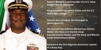 Kelechi Ndukwe Nigerian