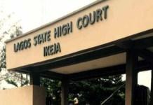 Lagos State High Court, Ikeja Judiciary jusun