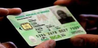 NIN National Identification number