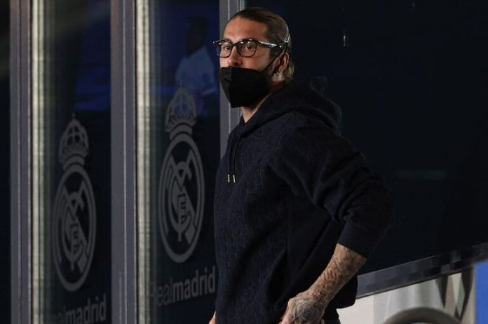 Sergio Ramos tests positive for COVID-19