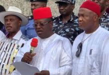 South-East governors launch Ebube Agu security outfit