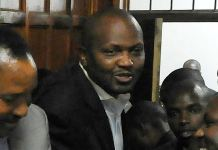 Moses Kuria told the BBC he intended to return one of the bribes he had received