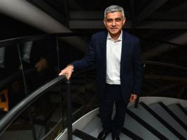Sadiq Khan re-elected London mayor after he won 69% of second-preference votes