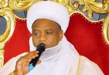 Sultan of Sokoto, Alhaji Muhammad Sa'ad Abubakar moon